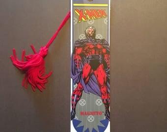 Vintage magneto bookmark