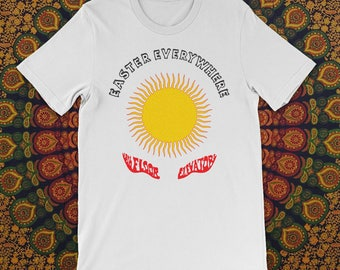 RARE 13th Floor Elevators Easter Everywhere T-Shirt - Multiple colours