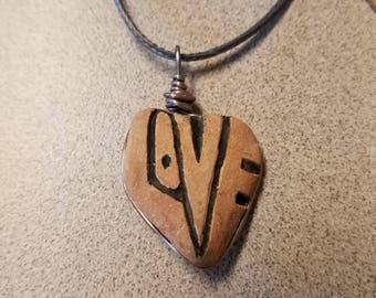 Love Rocks necklace