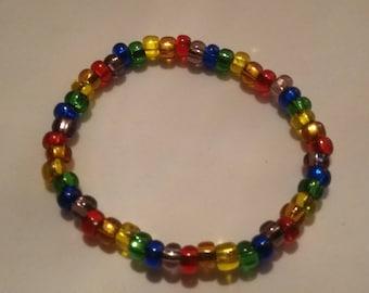 Gay Pride Bracelet!