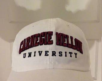 Vintage Carnegie Mellon Baseball Cap