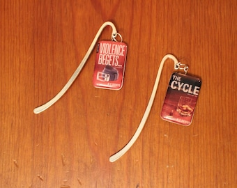 Violence Begets.../The Cycle Bookmark