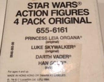 RARE - Star Wars 4 Pack