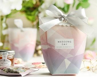 Wedding favor boxes Etsy