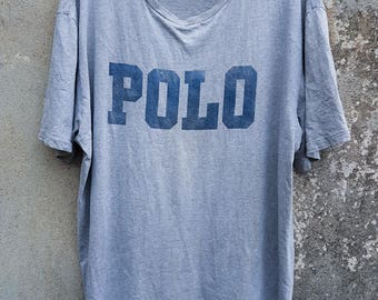 Vintage Polo Ralph Lauren Spell Out