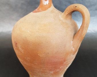 Spanish Popular pottery. Pichet.