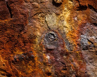 Rust - original fine art photography print - travel photography - wall decor - nature and landscape photography