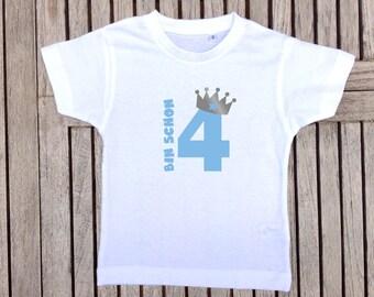 """Birthday T-Shirt """"I'm already 2"""" boy"""