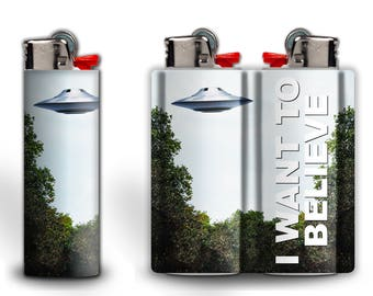I Want To Believe Lighter