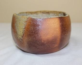 Anagama handmade bowl