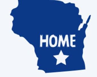 Wisconsin Yeti Etsy - Custom vinyl decals madison wi