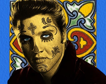 Elvis Day of the Dead