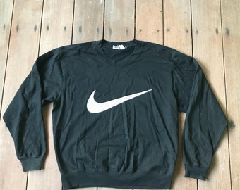 Vintage Nike Big Logo Spell Out