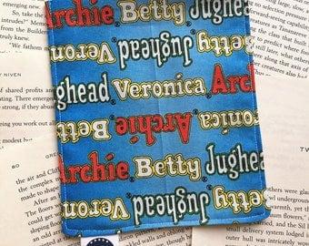 Small Bag - Riverdale/Archie Cotton Pattern