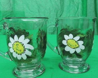 Glass Coffee mugs 16oz