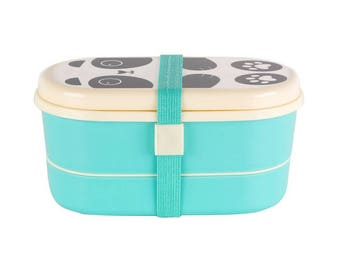 Sting Bento box, Panda, storage, lunch or other lunch, baby.