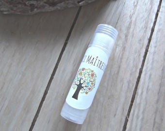 Solid perfume stick, to give the hostess 100% natural