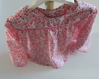 Blouse made in liberty of London