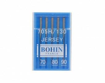 5 needle Jersey sewing machine pins 705 H/130