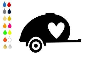 FLEX pixel pattern / caravan / choose colors