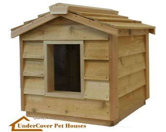 Small Insulated Cat House
