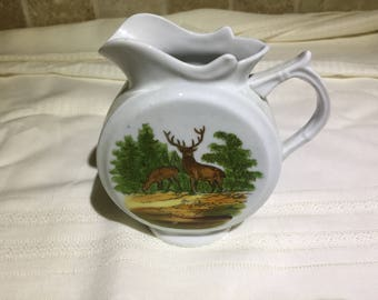 This is a small pitcher made in Germany