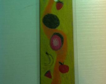 Fruit Bookmark