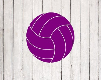 Volleyball SVG | Volleyball cut file | Volleyball png | Volleyball monogram | volleyball dxf | volleyball png | SVG Cut Files | PNG Files