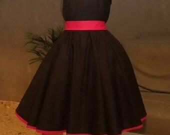 1 dress. HAND MADE.