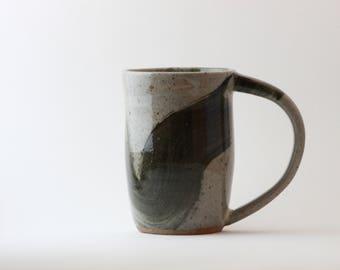 Brush Stroke Ceramic Mug