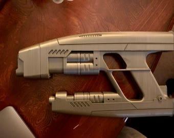 Star Lord 3D Printed Cosplay/Halloween Costume Movie Prop Blaster Replica