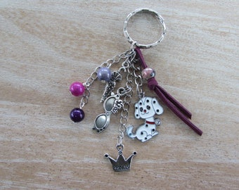 "Keychain solid and original ""for girls"""