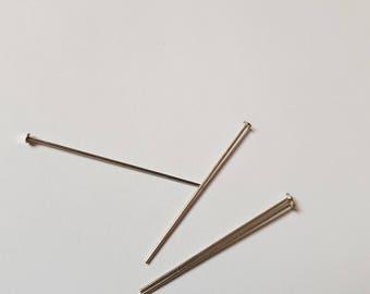 Rod silver nail 3.8 cm