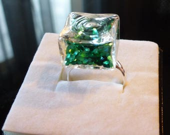 Ring glass Adjustable ring