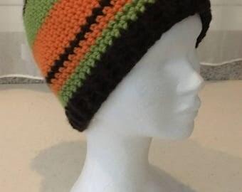 Multicolored wool Cap