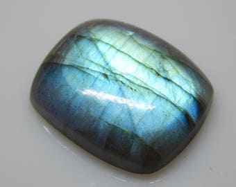Labradorite Cabochon Stone Manufacturer and supplier 21x26mm