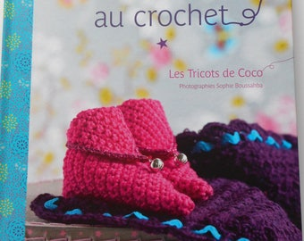 "Book ""Crochet baby set"" - Coco knits"