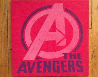 Avengers Superhero Canvas Art