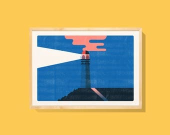 Lighthouse (Riso)