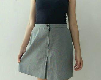 Benetton Italy vintage skirt