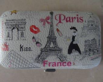 needed manicure case of Paris