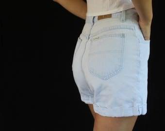 high-waisted Rider shorts