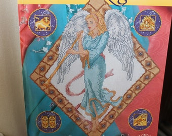 Cross stitch book: enchantment and legends