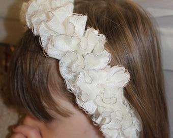 headband girl hair fantaisir
