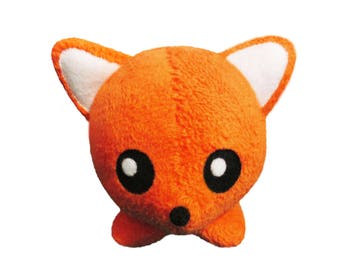 Plush Fox soft handmade