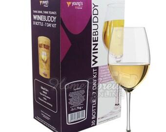 Winebuddy 30 Bottle - White Wines
