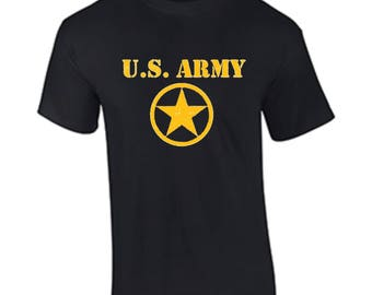 U.S. ARMY Circle Star T-Shirt