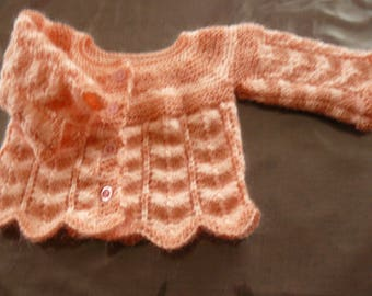 Newborn baby Cardigan or jacket