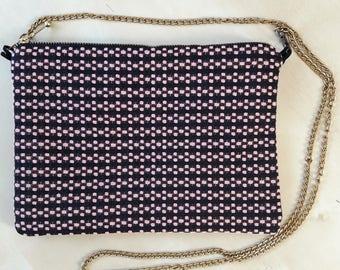 Trendy women clutch bag
