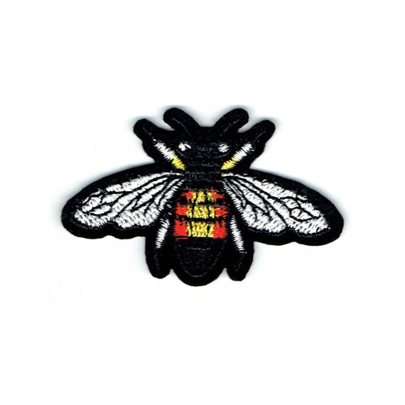 """Patch fusible pattern """"Bee"""""""